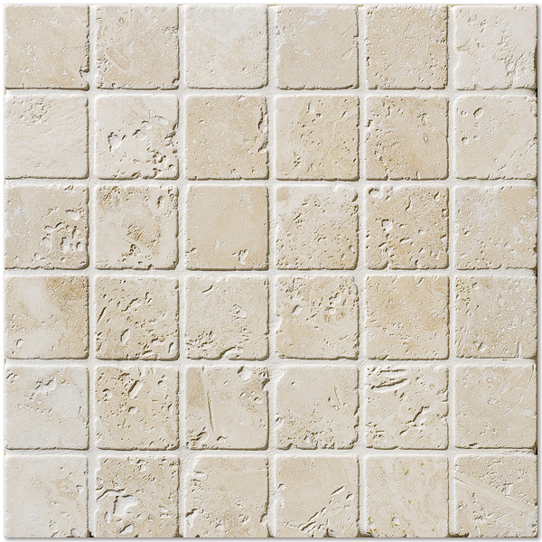 2x2-Ivory-Tumbled-Travertine