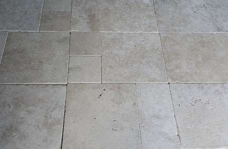 Ema Light Tumbled Travertine